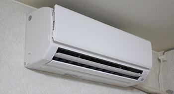エアコン取り付け工事